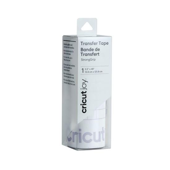 Transfer Tape Strong Grip Cricut Joy 13.9 Cm X 1.22m (Μέτρα)