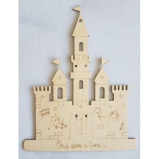 Βάση Λαμπάδας Κάστρο #2