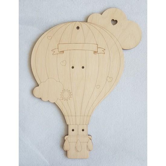 Βάση Λαμπάδας Αερόστατο #1