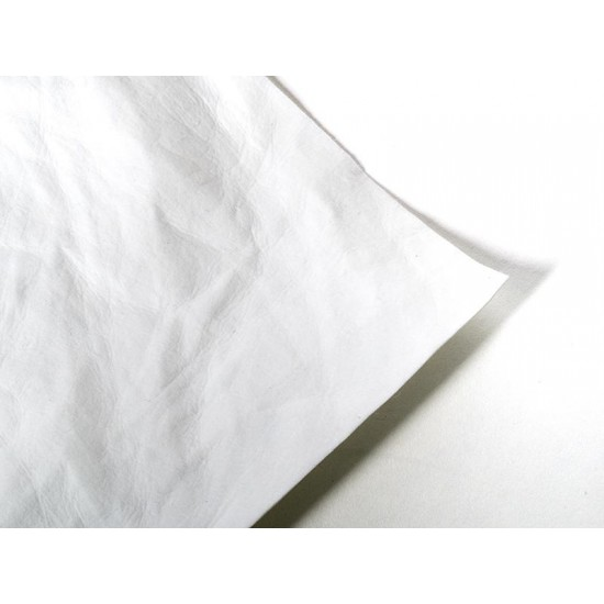 Faux Leather Paper white