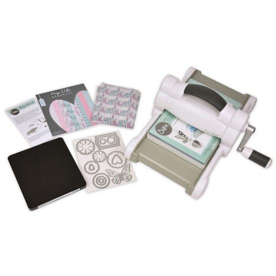 Sizzix Big Shot Starter Kit (White & Gray)