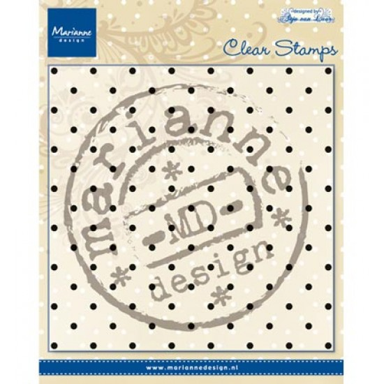 Marianne Design - clear stamp - Anjas dots