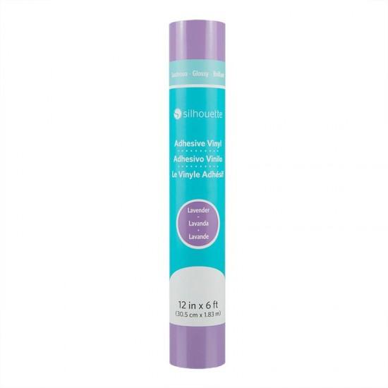 Βινύλιο Αυτοκόλλητο 30.5cm X 1.83m Gloss - Lavender